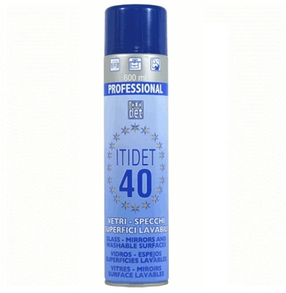 Immagine di ITIDET40 PROFESSIONAL DETERGENTE MULTIUSO SPRAY 600ML